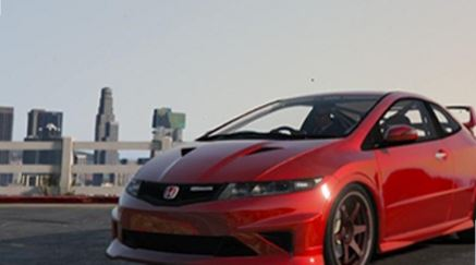 Honda Civic Type R - Ep3 [Add-On] для GTA 5