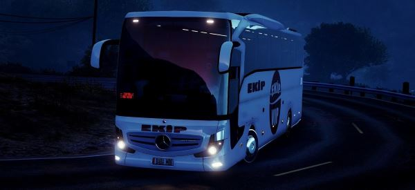 Mercedes-Benz Travego 2016 для GTA 5