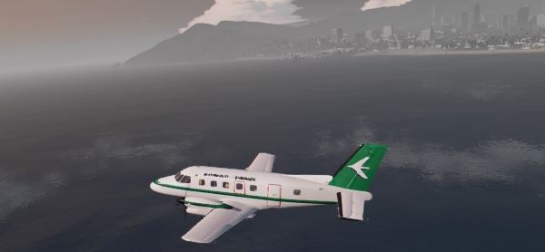 Embraer EMB-110 Bandeirante House [Add-On] для GTA 5