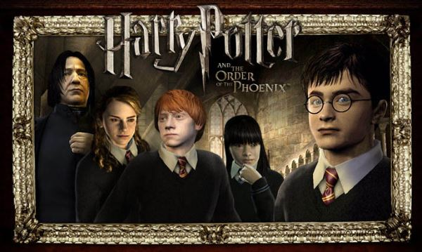 Сохранение для Harry Potter and the Order of the Phoenix (100%)