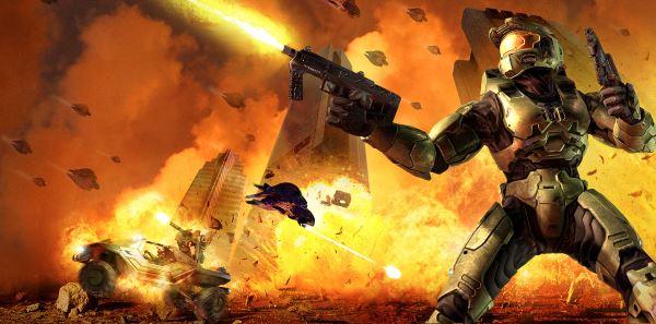 Сохранение для Halo 2 (100%)