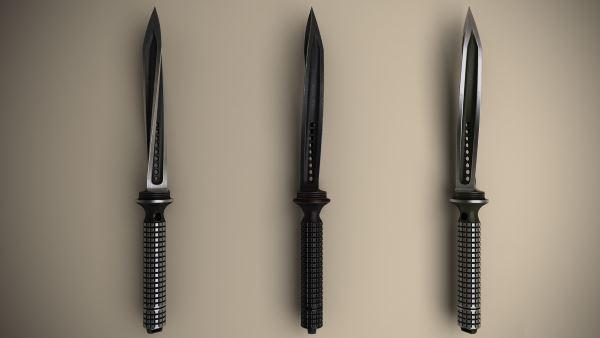 Jagdkommando Tri-dagger для GTA 5