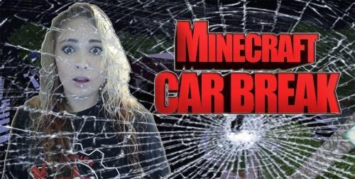 Car Break для Майнкрафт 1.10.2