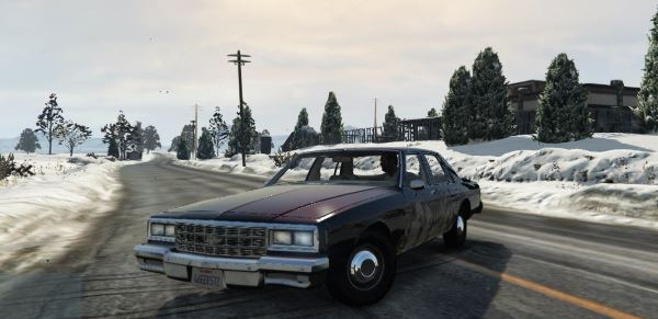 1985 Chevrolet Impala [Add-On] для GTA 5