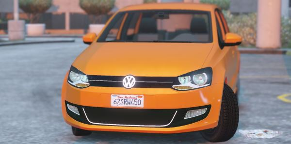 2011 Volkswagen Polo 5-Door для GTA 5