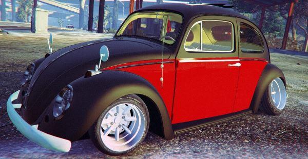 Volkswagen Beetle [Cambered] для GTA 5