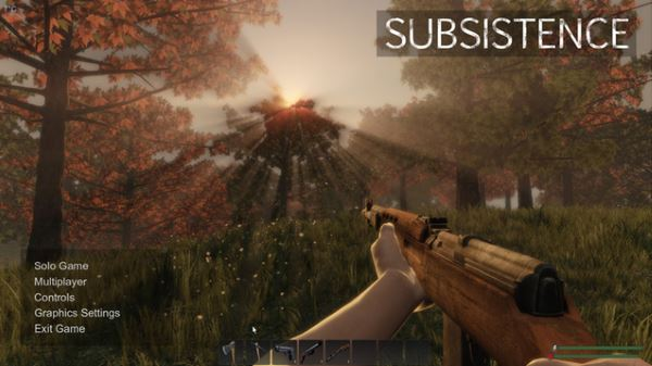 Кряк для Subsistence v 1.0