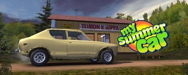 Кряк для My Summer Car v 1.0