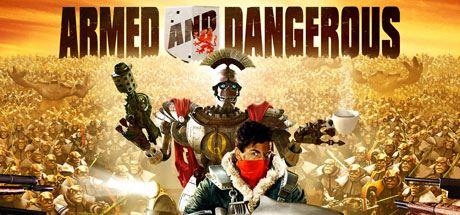 Сохранение для Armed & Dangerous (100%)