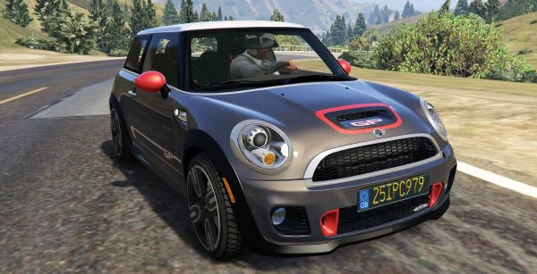 Mini JCW F56/R56 GP (2in1) [Add-On | Tuning | Livery] v 1.3 для GTA 5