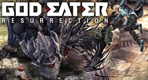 Патч для GOD EATER Resurrection v 1.0