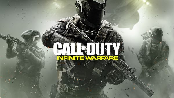 Трейнер для Call of Duty: Infinite Warfare v 1.01 STEAM (+10)