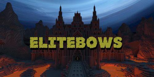 Elite Bows для Майнкрафт 1.8