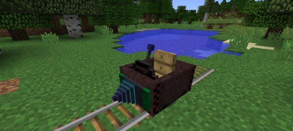 Steves Carts Reborn для Майнкрафт 1.10.2