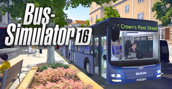 Кряк для Bus Simulator 16 v 1.0