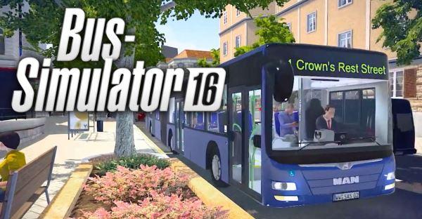 Русификатор для Bus Simulator 16