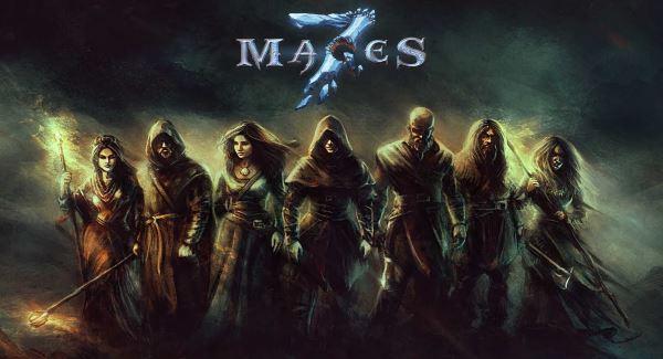 Кряк для 7 Mages v 1.0