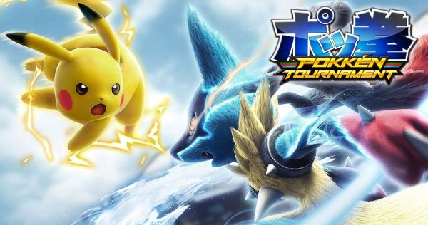 Сохранение для Pokkén Tournament (100%)