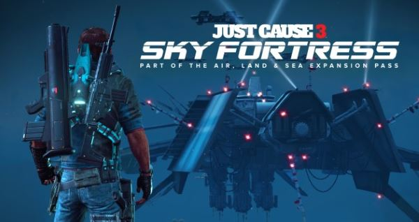 Трейнер для Just Cause 3: Sky Fortress v 1.0 (+12)
