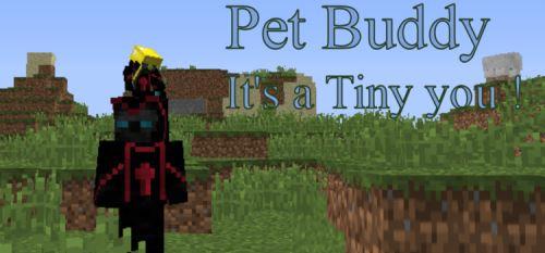 Pet Buddy для Майнкрафт 1.10.2