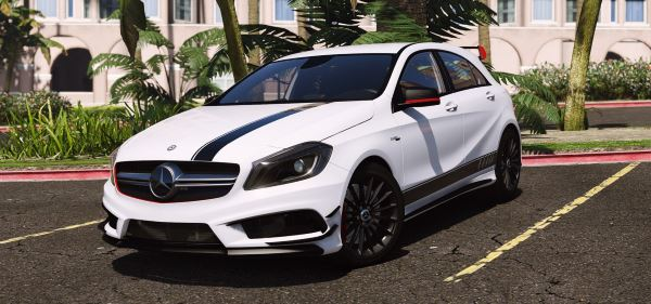 Mercedes-Benz Classe A 45 AMG | Edition 1 [Add-On / Replace] для GTA 5