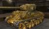 M4A3E8 Sherman #10 для игры World Of Tanks