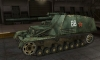 Hummel #11 для игры World Of Tanks