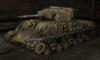 M4A3E8 Sherman #12 для игры World Of Tanks