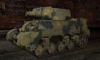 M5 Stuart #3 для игры World Of Tanks