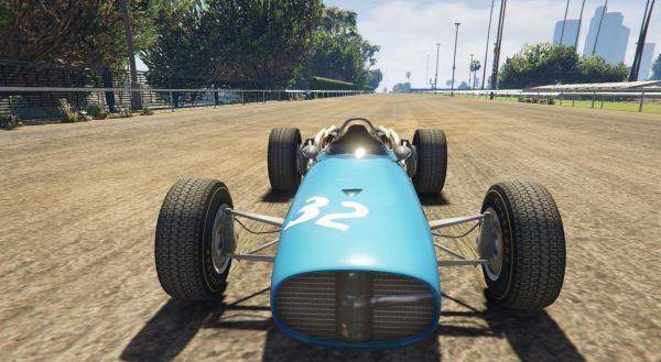 Cooper F12 1967 [Add-On | Livery] v 2.0 для GTA 5
