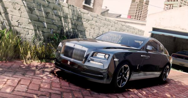 2015 Rolls-Royce Wraith [Add-On] для GTA 5