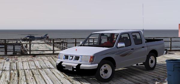 1998 Nissan Datsun v 2.0 для GTA 5