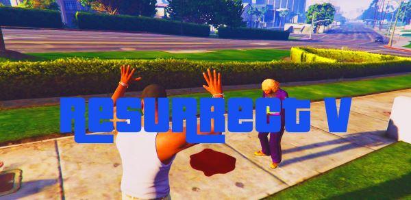ResurrectV для GTA 5