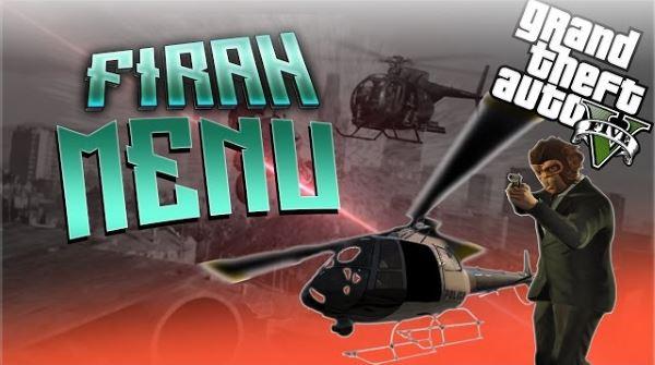 Firah Menu v 1.34 для GTA 5