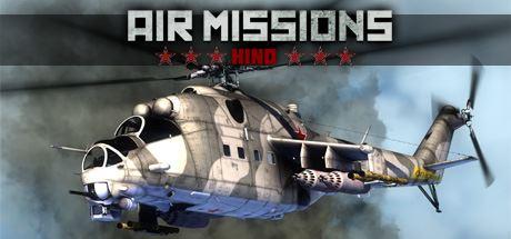 NoDVD для Air Missions: HIND v 1.0