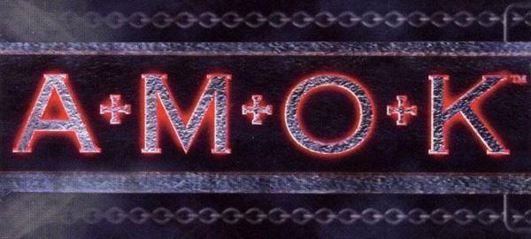 NoDVD для Amok v 1.0