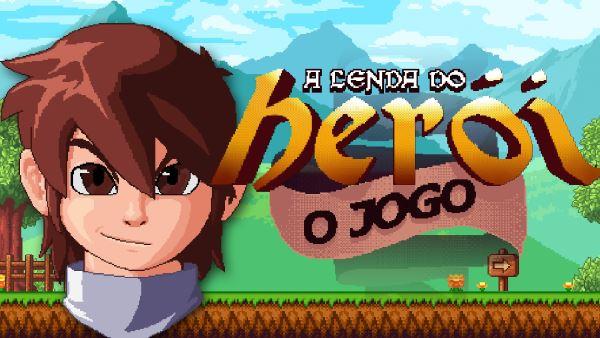 NoDVD для Lenda do Herói, A v 1.0