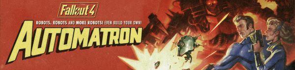 Сохранение для Fallout 4: Automatron (100%)