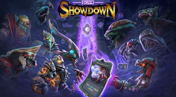 Сохранение для FORCED SHOWDOWN (100%)