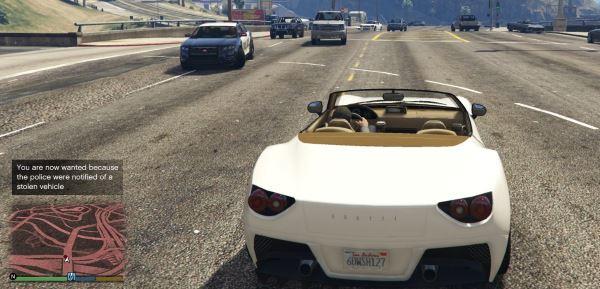 Пешеходы звонят копам для GTA 5