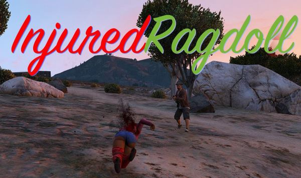Injured Ragdoll Enhanced v 2.3 для GTA 5