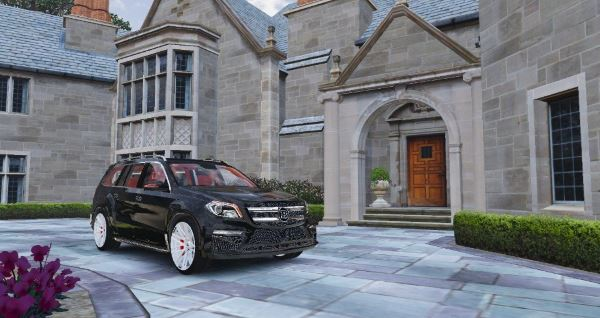 Brabus B63S [Add-On] 1.01 для GTA 5