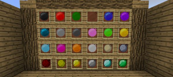 Bouncing Balls для Майнкрафт 1.11
