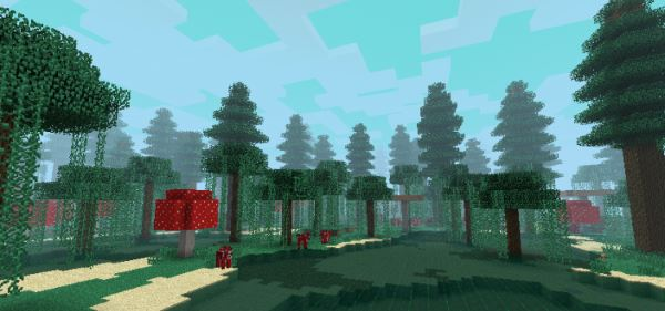 Biomes O' Plenty для Майнкрафт 1.11