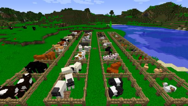 Better Agriculture для Майнкрафт 1.11