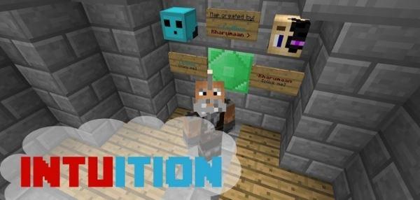 Intuition для Майнкрафт 1.10.2