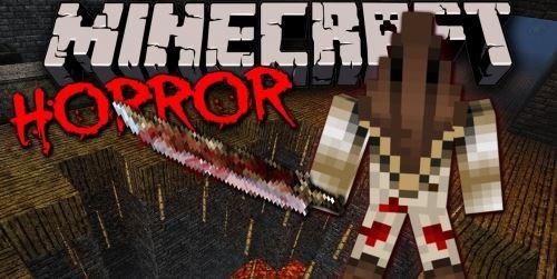 Cry Horror для Майнкрафт 1.10.2