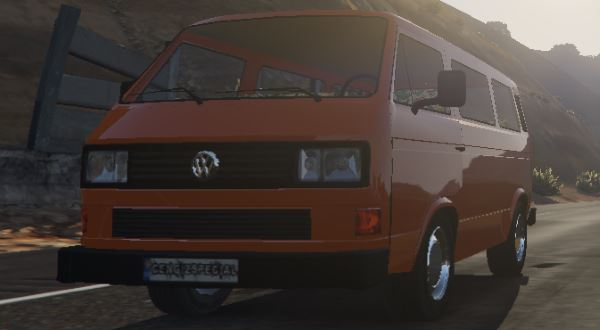 Volkswagen Transporter T3 (1980) [Add-On / Replace] для GTA 5