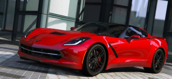 2014 Chevrolet Corvette C7 Stingray [Add-On] для GTA 5