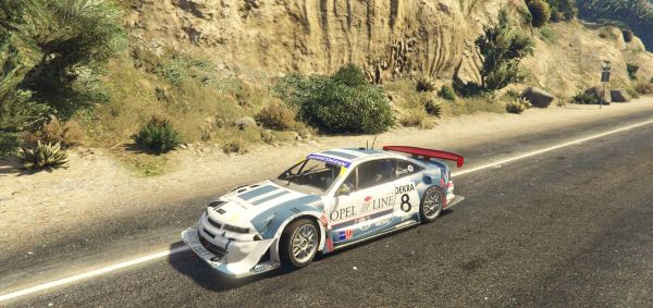 Opel Calibra DTM [Add-On / Replace | Livery] для GTA 5